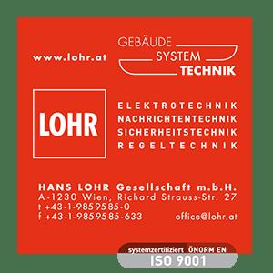 Logo der Firma Lohr