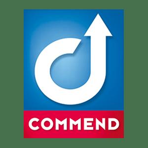 Logo der Firma Commend