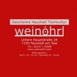 Logo der Firma Weinöhrl